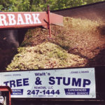 Wood Chips by Walt's Tree & Stump Removal Service