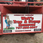 Walt's Tree & Stump Removal Service Yorktown VA